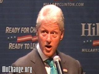 Bill Clinton Bohemian Grove